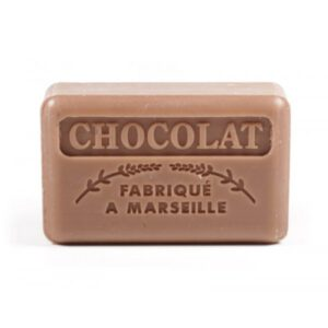 soap bar chocolade