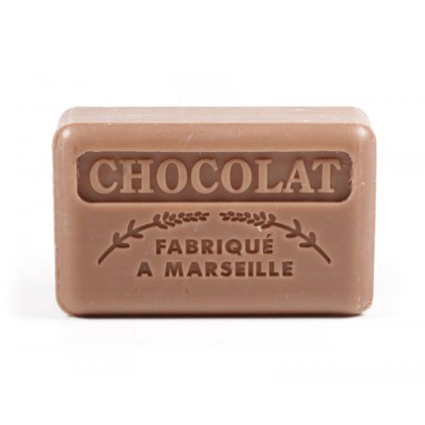soap bar chocolade