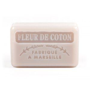 savon fleur-de-coton