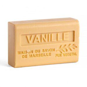 savon de marseille vanille
