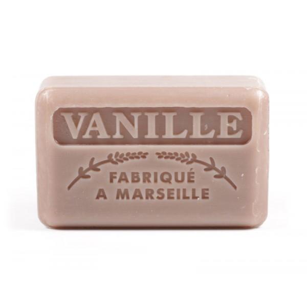 vanille zeep blok