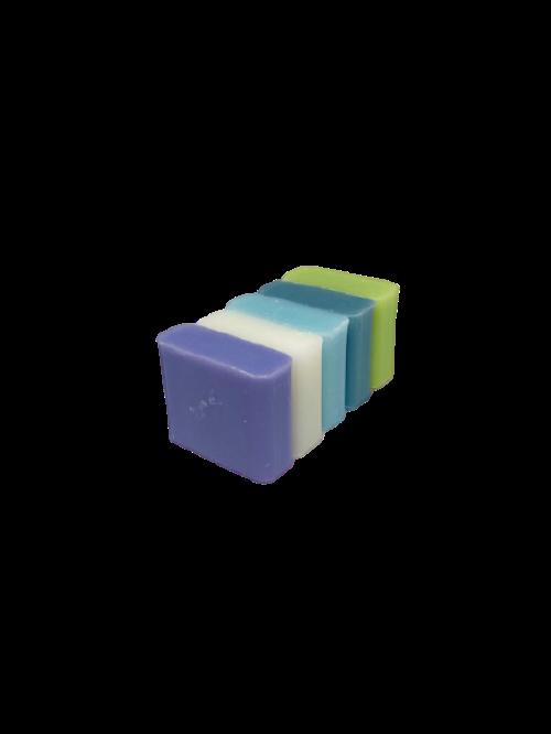 Lavendel__Amandel__Fleur_de_lotus__Marine__Limoen zeep