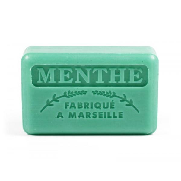 Menthe franse zeep