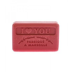 savon de marseille i love you