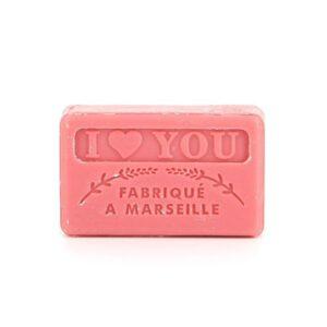 Savon de marseille i love you
