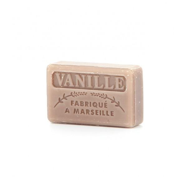 vanille zeep verzorgend