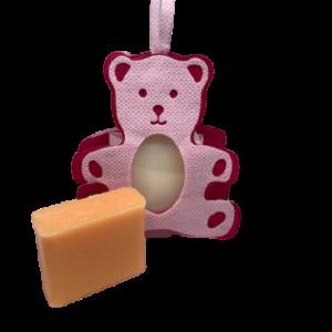 zeep cadeau geboorte