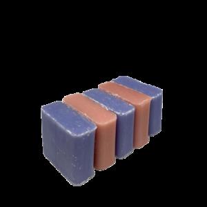 Lavendel 3x + rose 2x