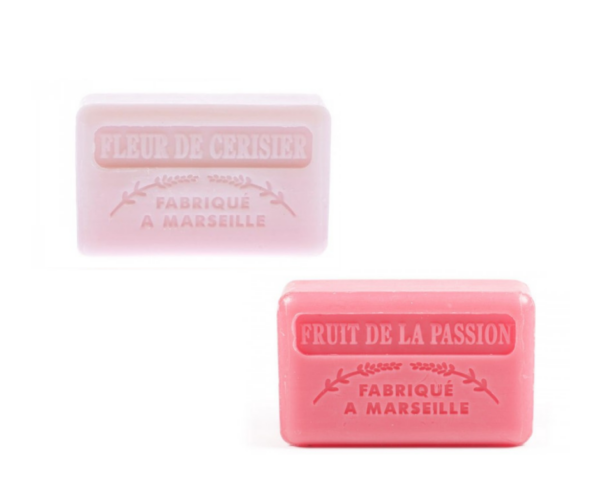 savon de marseille passievrucht en kersenbloesem