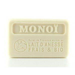 Monoï zeep met ezelinnenmelk 100g